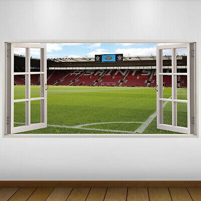 Southampton St Mary's Stadium Wall Sticker