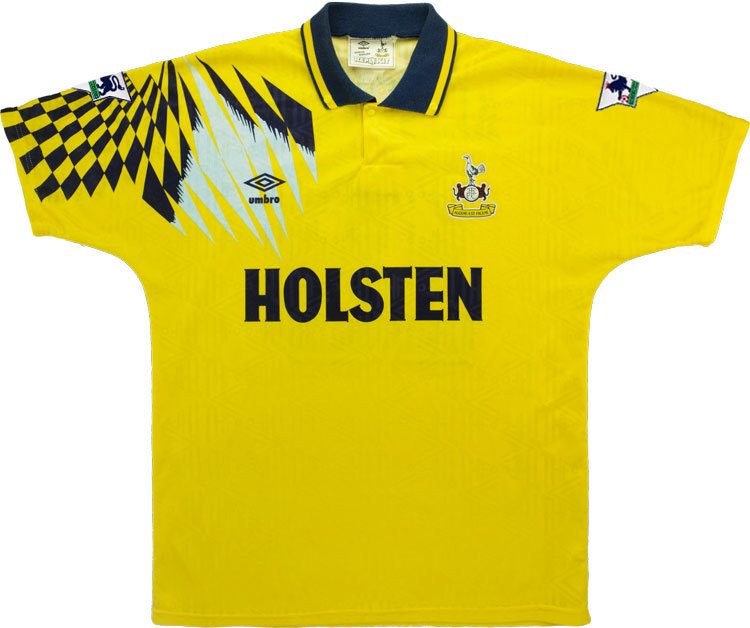 Tottenham Hotspur 1991/94 Away Shirt