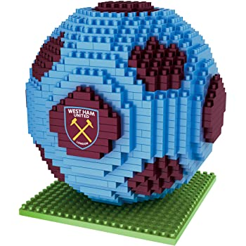 West Ham United Football Building Set 3D Construction Toy