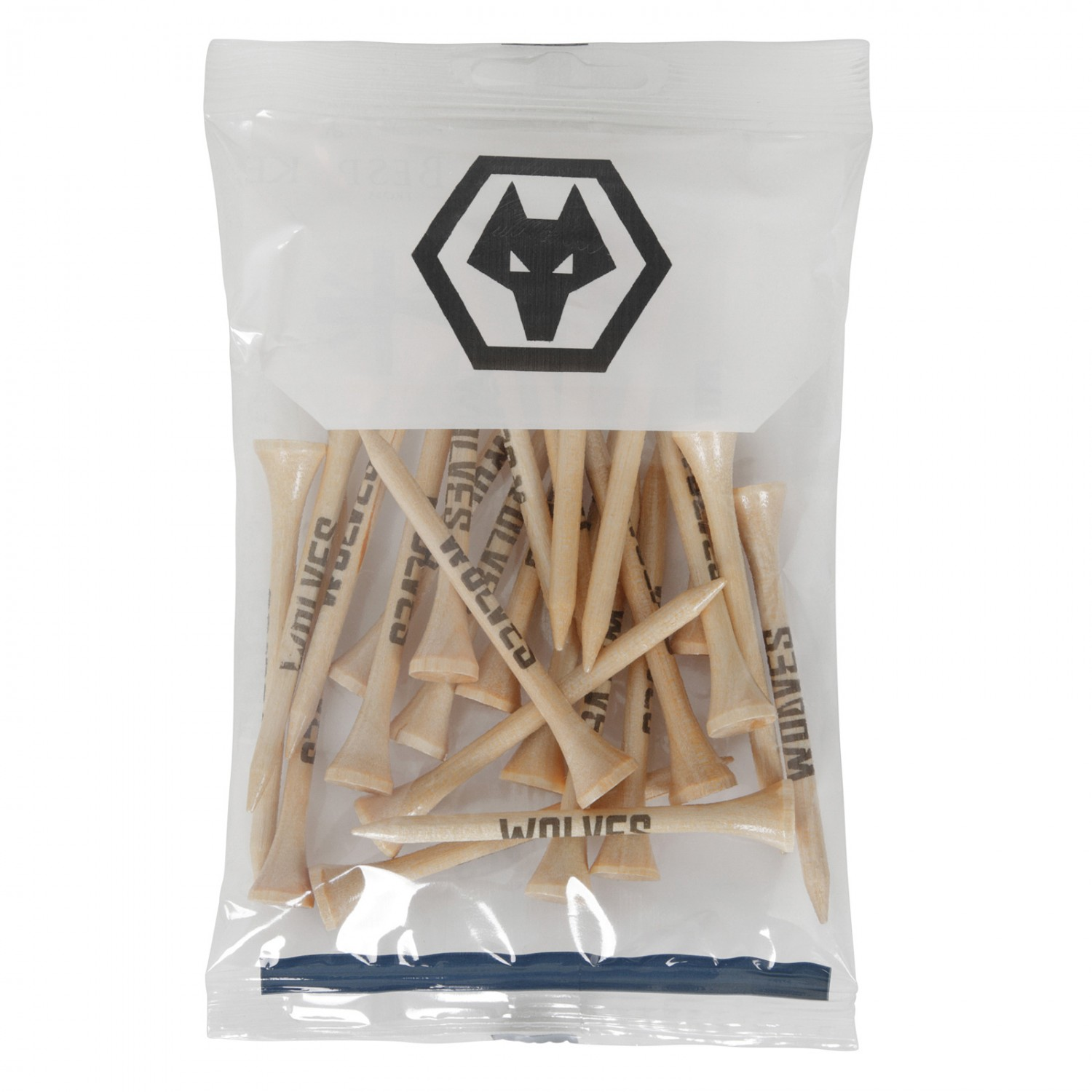 Wolves Wooden Tee Pack
