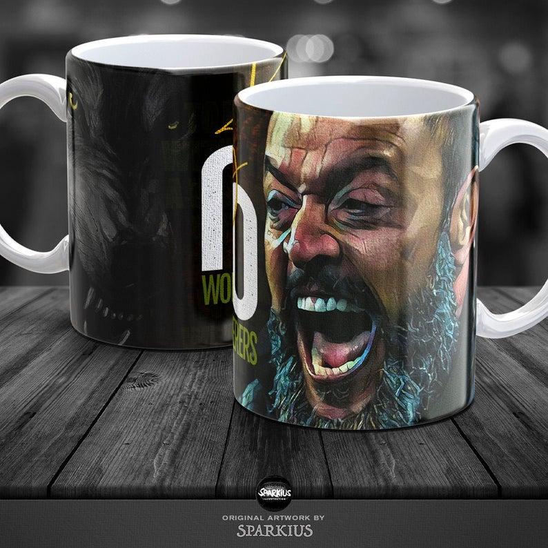 Nuno Espirito Santo Custom Mug