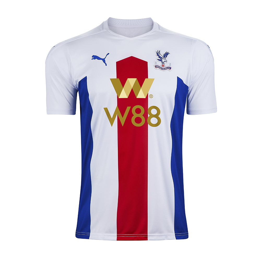 Crystal Palace 2020-21 Away Shirt