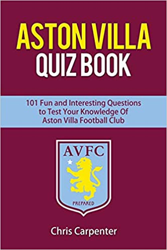 Aston Villa Quiz Book