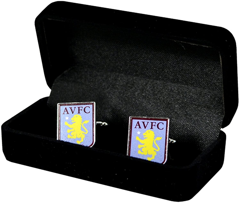 Official Aston Villa Cufflinks