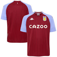 Aston Villa 2020/21 Home Shirt