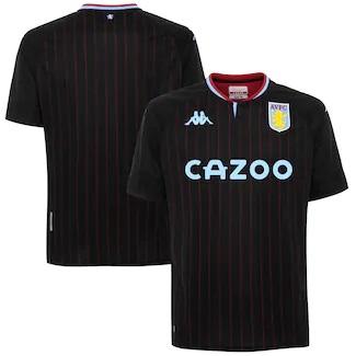 Aston Villa 2020/21 Away Shirt