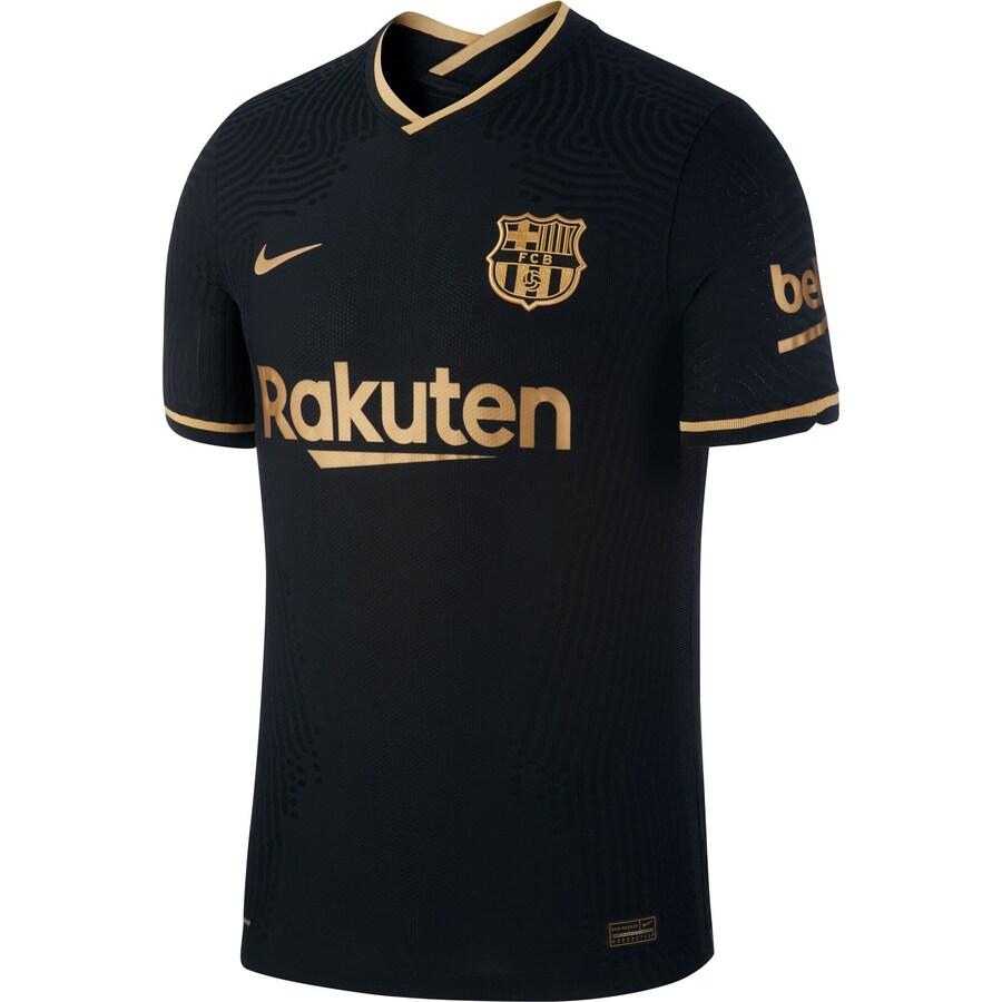Barcelona Away Shirt 2020-21