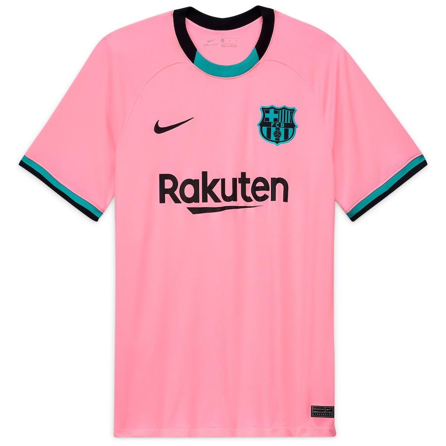 Barcelona Third Shirt 2020-21