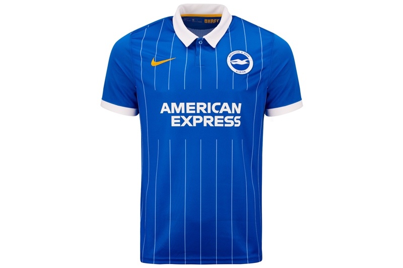 Brighton 2020/21 Home Shirt