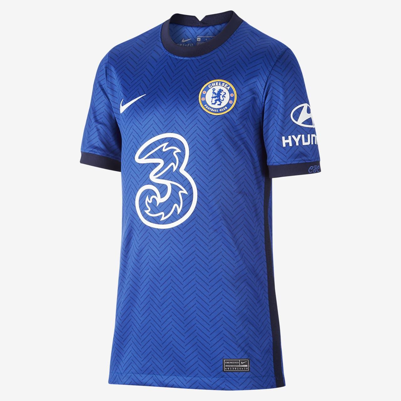 Chelsea 2020/21 Home Shirt