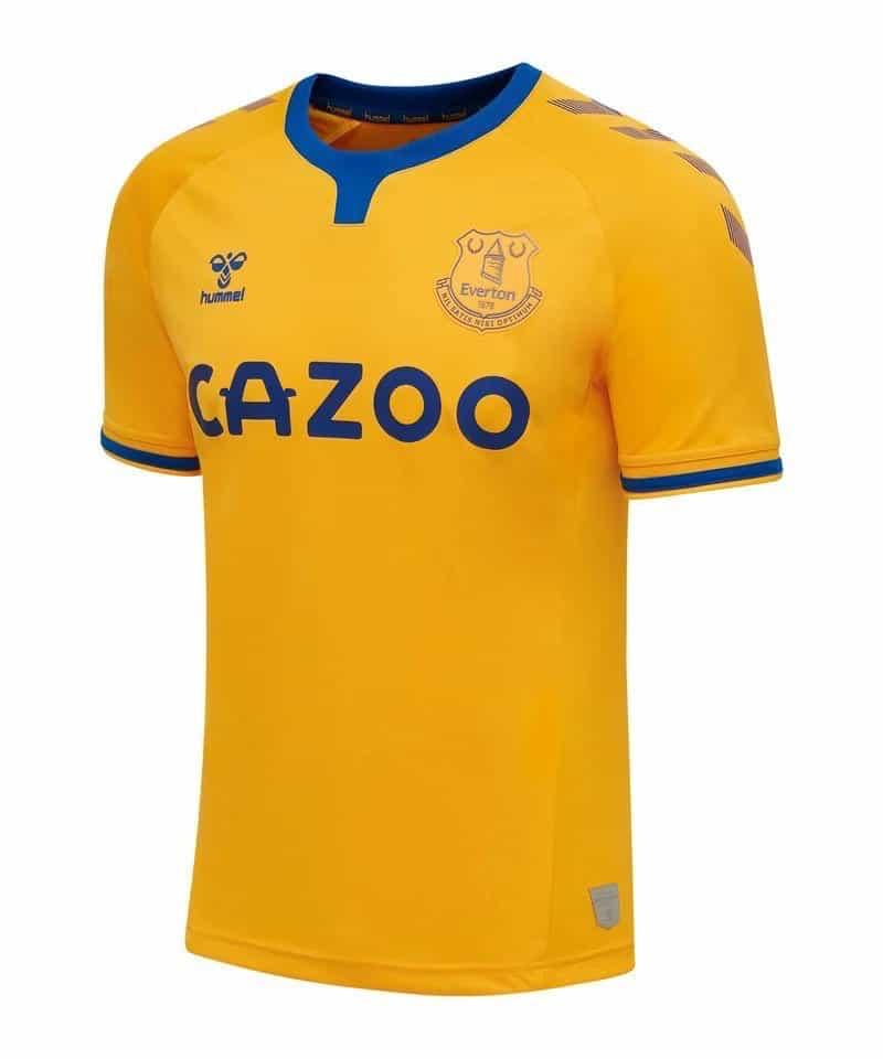 Everton 2020/21 Away Shirt