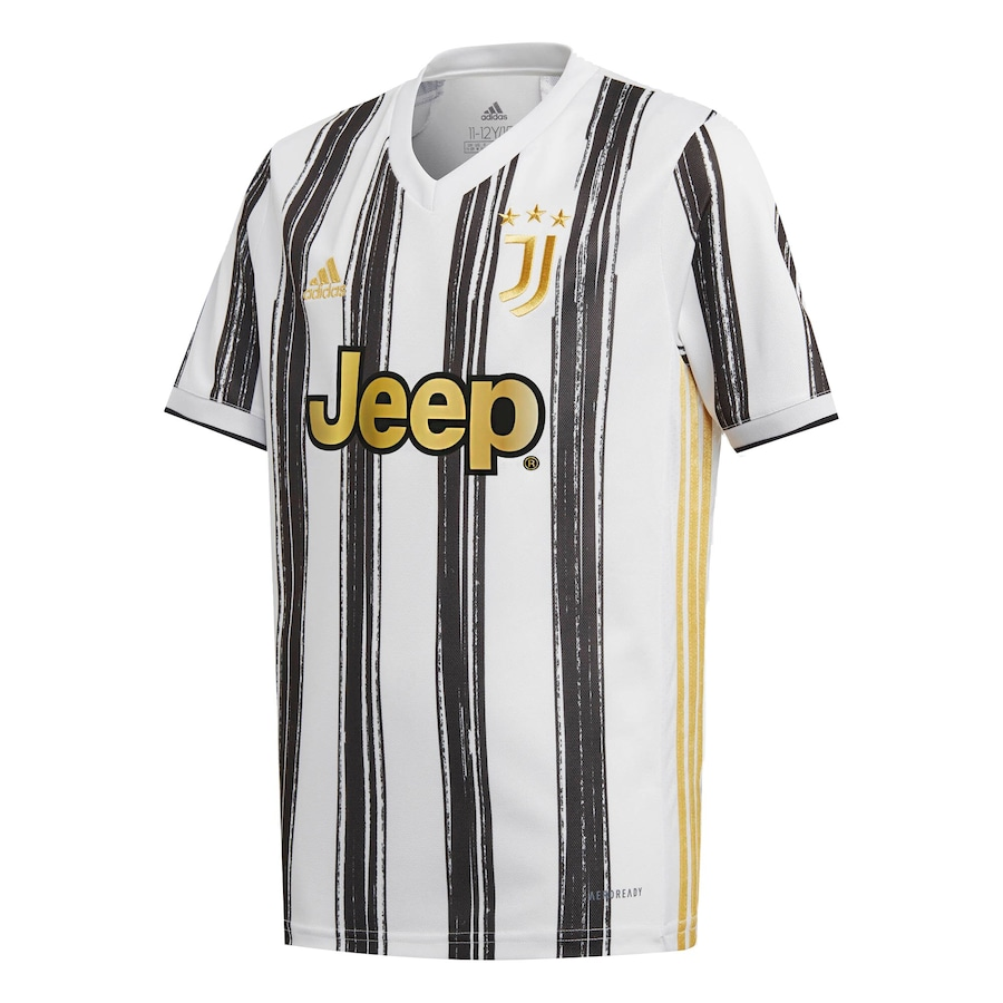 Juventus Home Shirt 2020-21