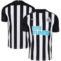 Newcastle United 2020/21 Home Shirt