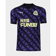 Newcastle United 2020/21 Third Shirt