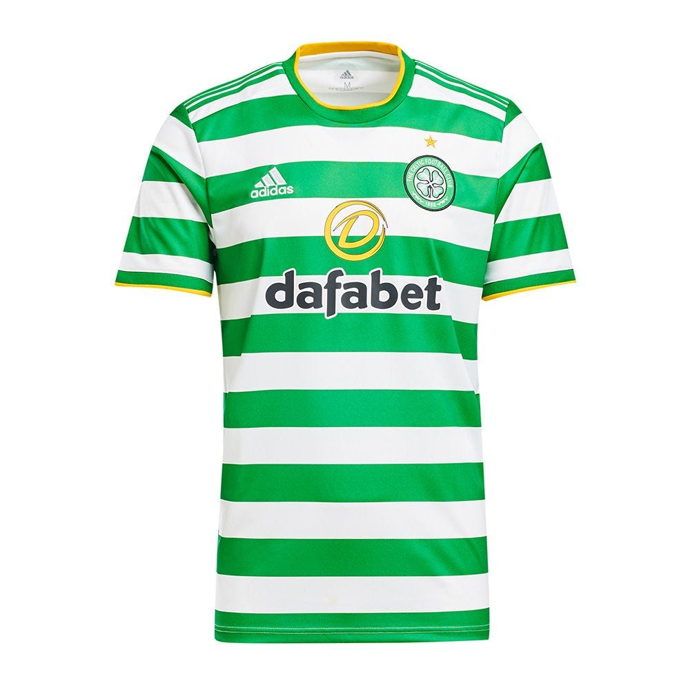 Celtic 20/21 Home Shirt
