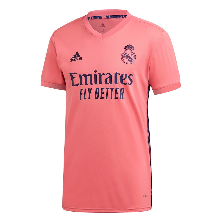 Real Madrid Away Shirt 2020-21