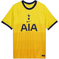 Tottenham Hotspur 2020/21 Third Shirt