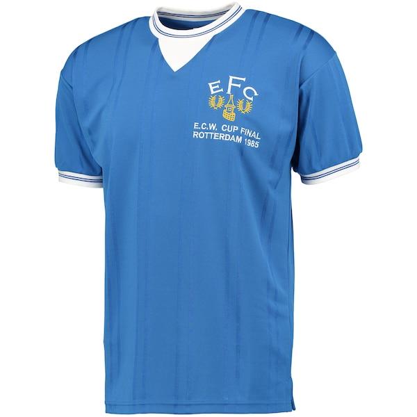 Everton 1985 European Cup Winners Cup Final Shirt