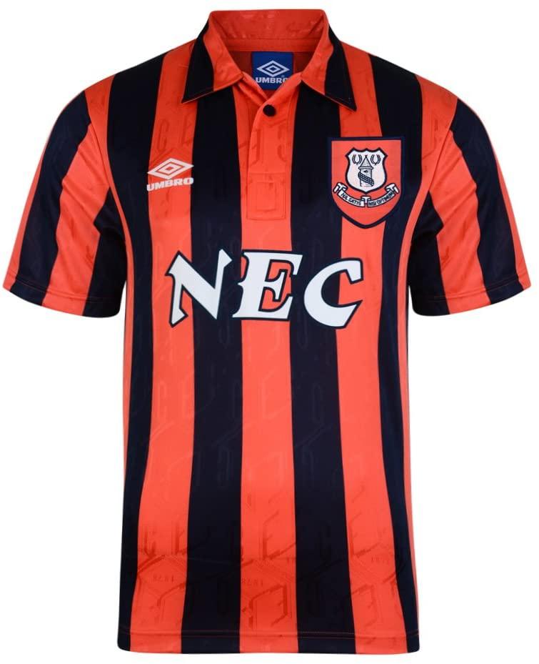 Everton 1992-94 Away Shirt
