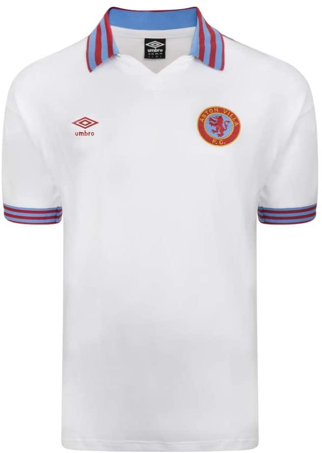 Aston Villa 1980 Away Shirt