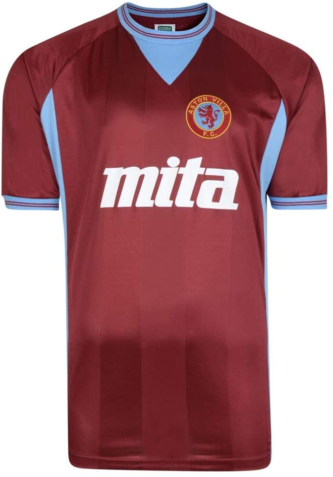 Aston Villa 1984 Home Shirt