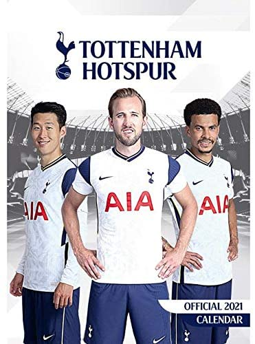 Tottenham Hotspur FC Calendar 2021