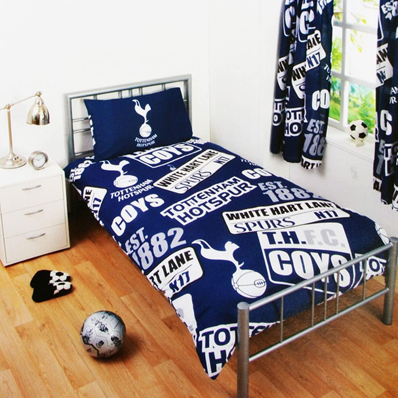 Tottenham Hotspur Unisex Single Duvet Set