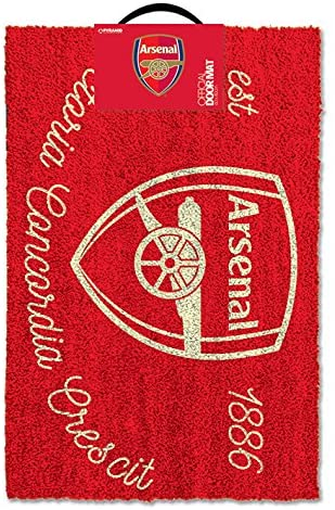 Arsenal FC Crest Doormat