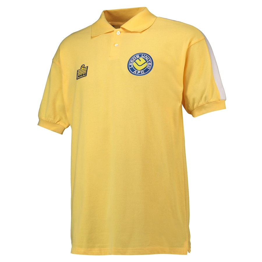 Leeds United 1978 Admiral Away Shirt